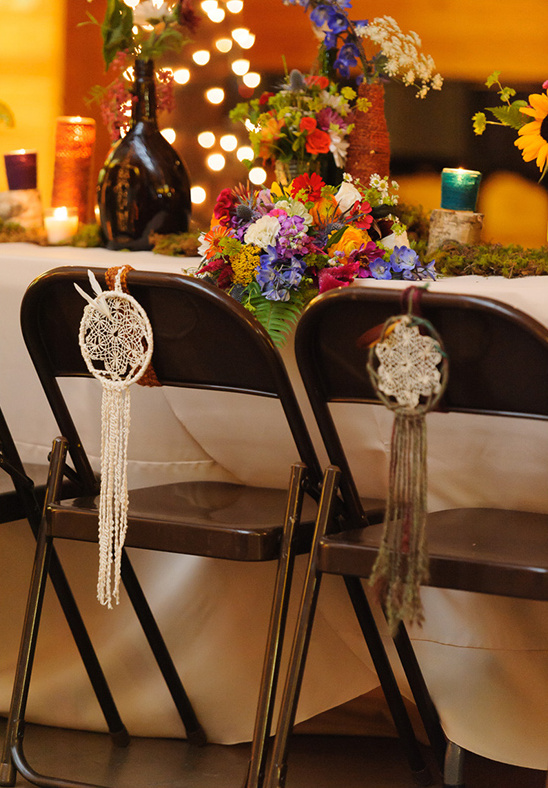 dream catchers @weddingchicks