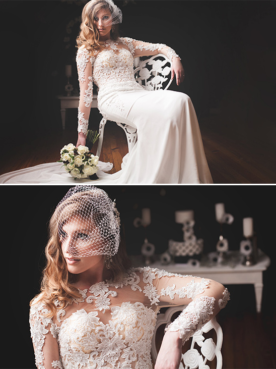 bird cage veil @weddingchicks