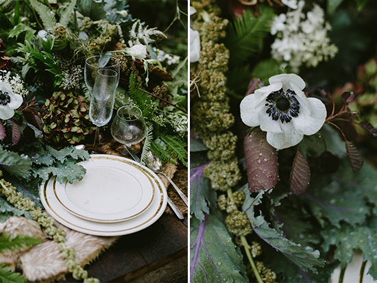 forest wedding ideas @weddingchicks
