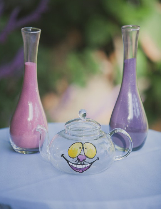 cheshire cat sand ceremony @weddingchicks