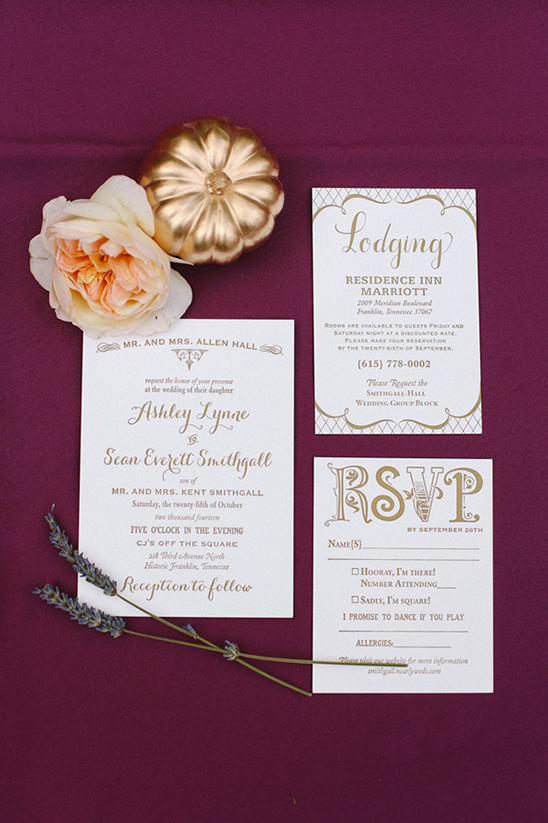 Paper goods by Nancy Heathman, Cage Free Visuals @weddingchicks