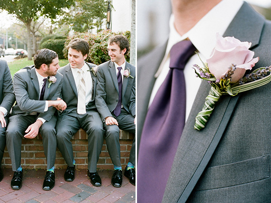 groomsmen suits by Men's Warehouse @weddingchicks