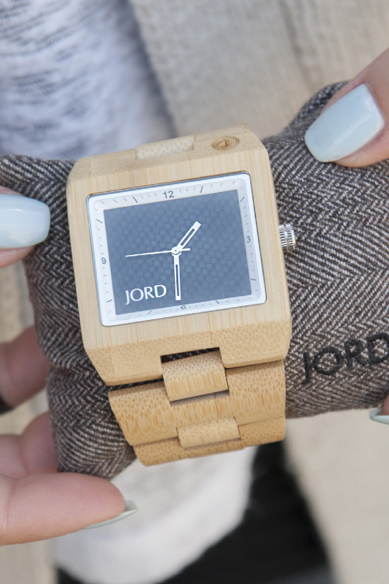 Unique Groomsmen Gifts from JORD Wood Watches @weddingchicks