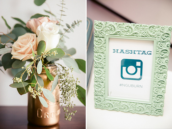 hashtag sign @weddingchicks