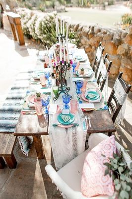 Fun Fiesta Spanish Wedding