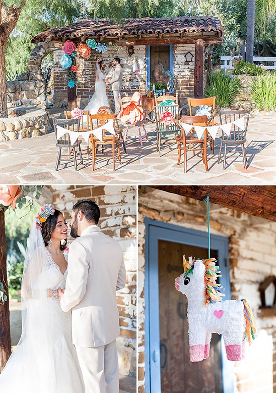 wedding pinata for fiesta fun @weddingchicks