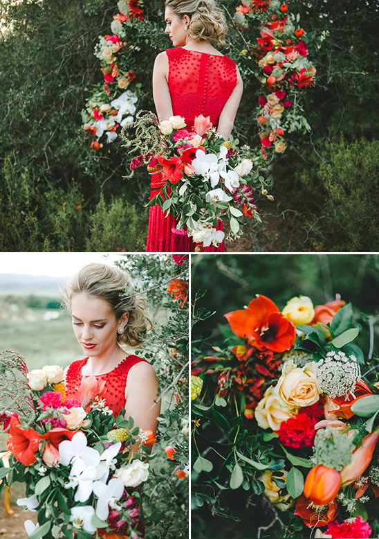bright florals by Bride Sidekick @weddingchicks