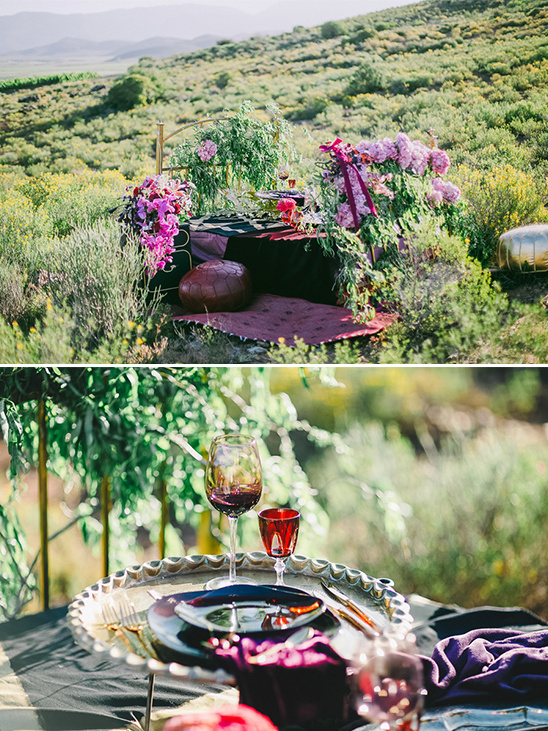 african wedding shoot inspiration @weddingchicks