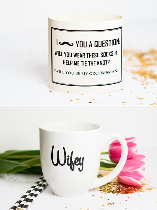 Perfectly Practical Wedding Party Gifts @weddingchicks