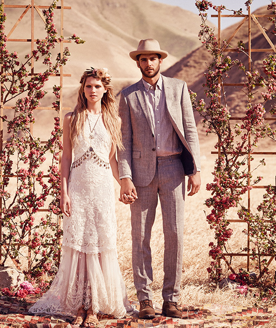 Free People FPEverAfter Bridal Collection @weddingchicks