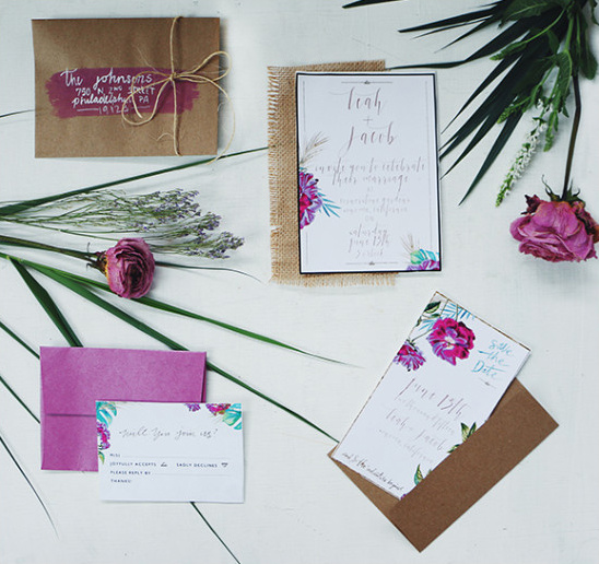 FREE wedding printables from @freepeople