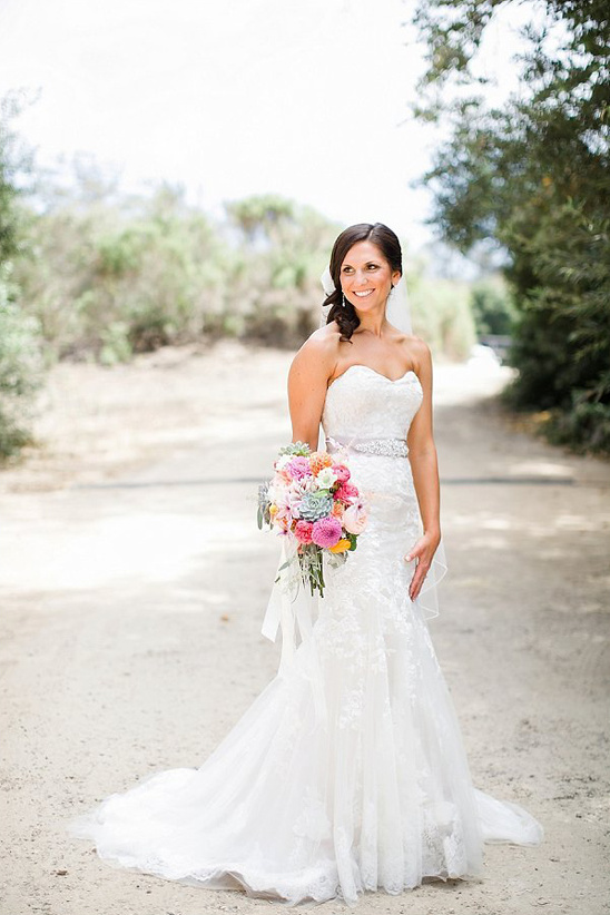 wedding dress by Maggie Sottero @weddingchicks