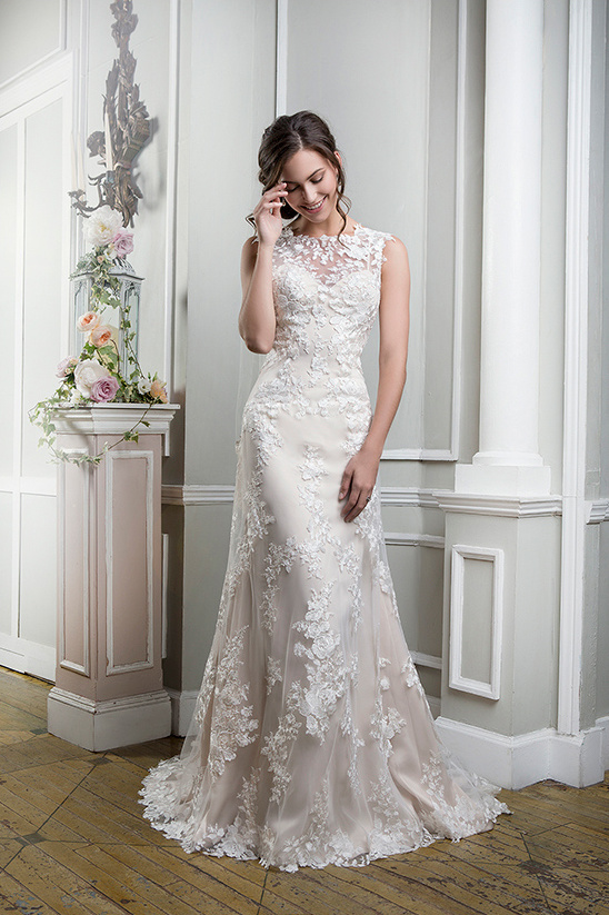 Justin Alexander Fall 2015 Bridal Collections @weddingchicks
