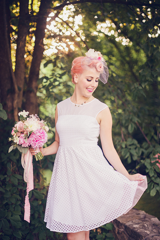 retro wedding ideas @weddingchicks