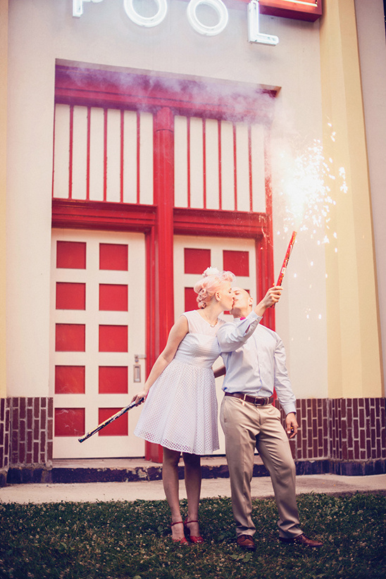 fireworks photo idea @weddingchicks