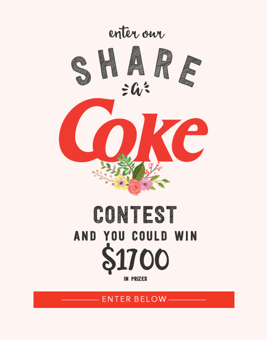 #ShareaCokeContest