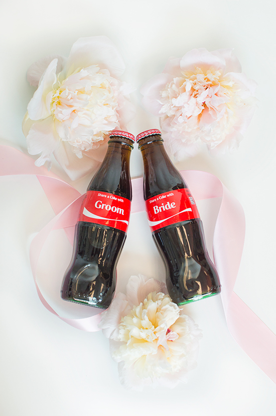 #ShareaCokeContest @weddingchicks