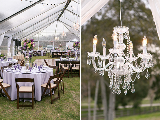 chandelier wedding lighting @weddingchicks