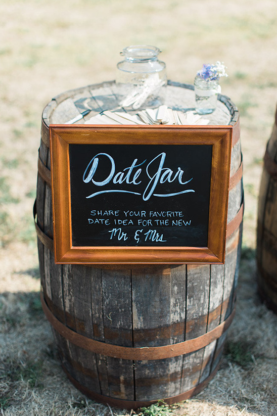 date jar for married couple ideas @weddingchicks