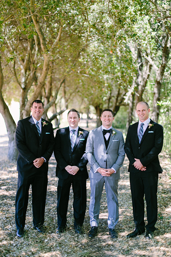 classy grey and black groomsmen @weddingchicks