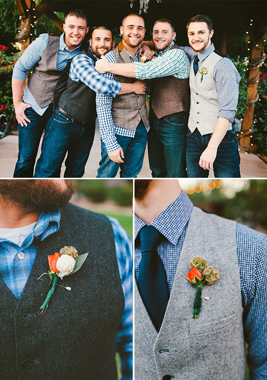 Laid back country wedding for Country over party shirt