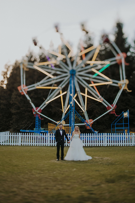 ferris wheel wedding @weddingchicks