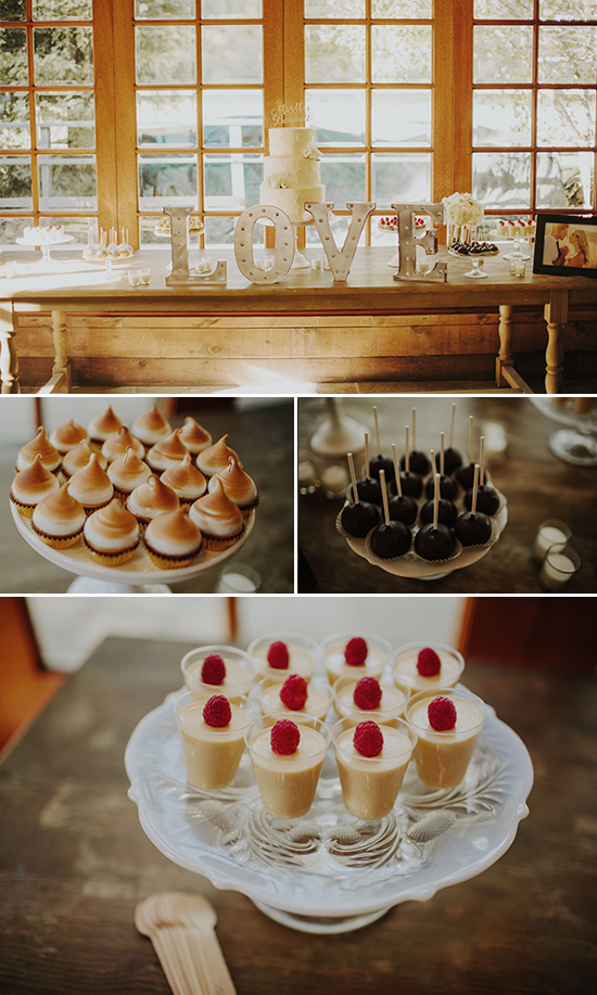 elegant dessert table ideas @weddingchicks