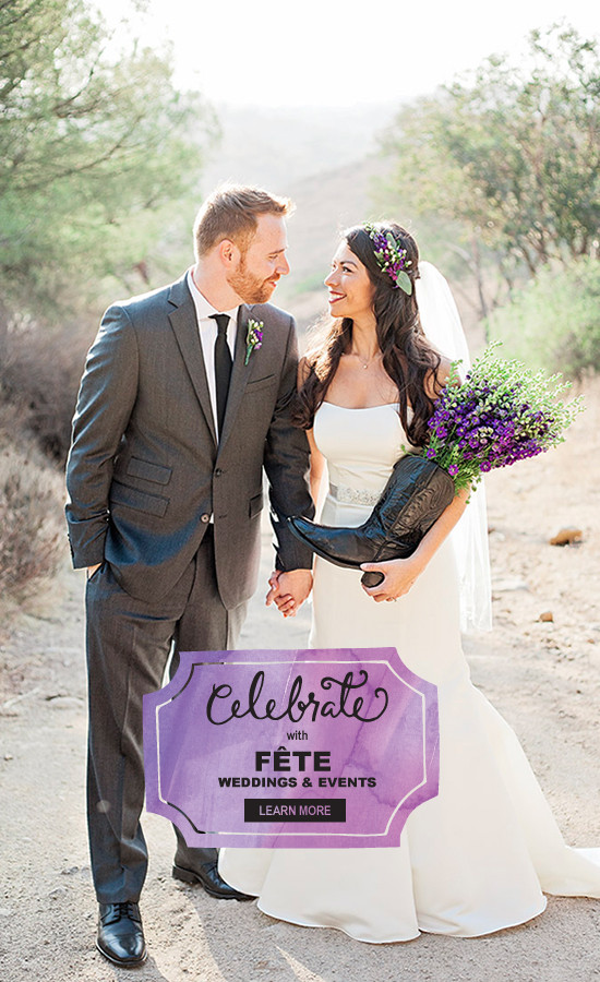 Fête Weddings & Events @weddingchicks