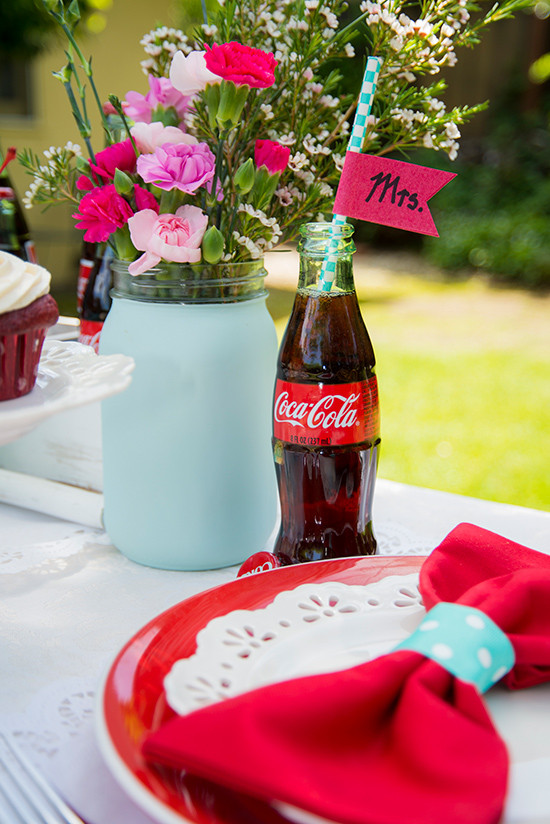coke wedding ideas @weddingchicks