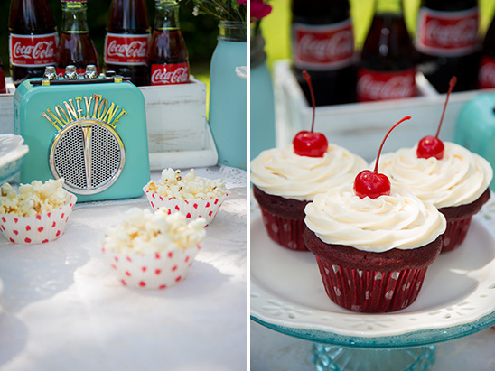 scrumptious cupcakes @weddingchicks