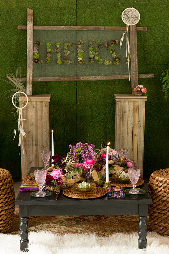 outdoor decor elements @weddingchicks