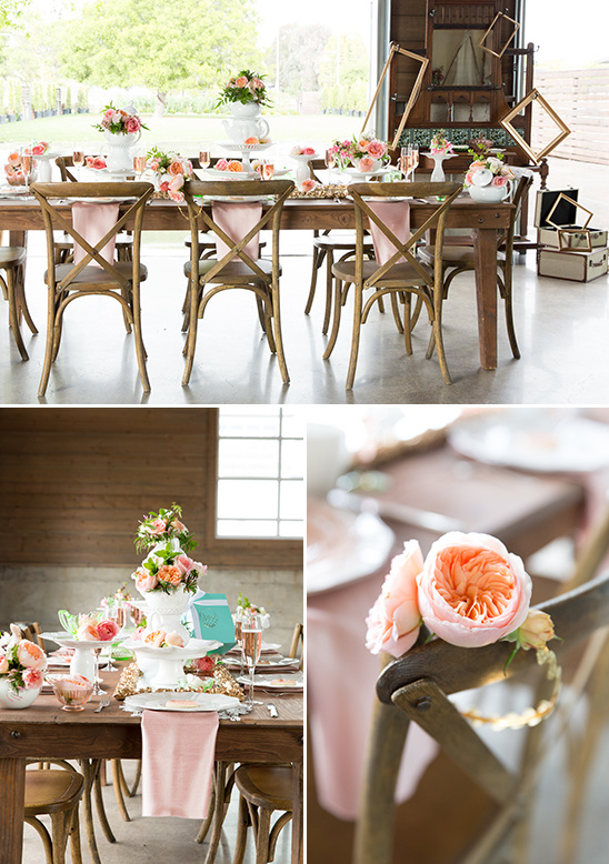 tea party inspired reception ideas @weddingchicks