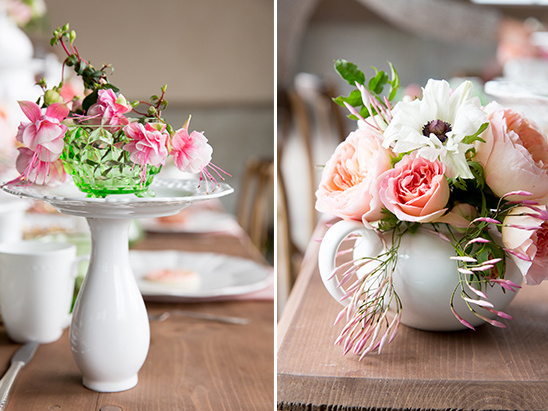 beautiful floral centerpiece ideas @weddingchicks