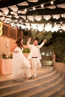 Stunning Mexican Chic Wedding