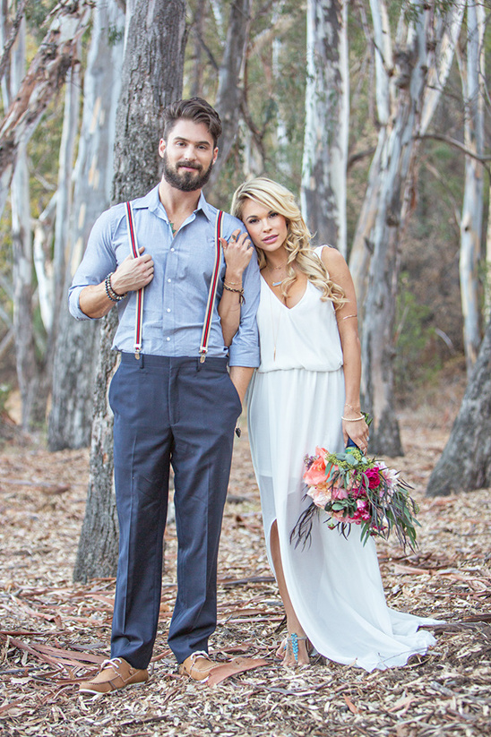 Wild romance boho wedding junglespirit Choice Image