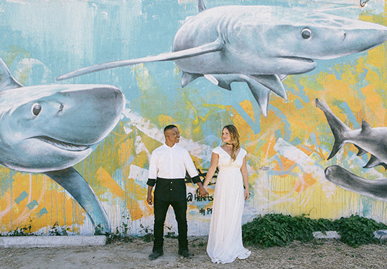 downtown San Diego wedding ideas