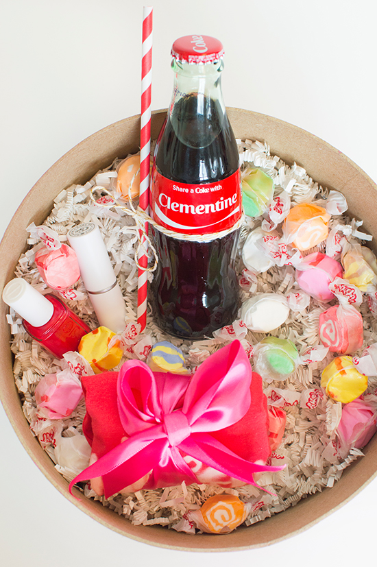 Share a Coke Bridesmaid Box @weddingchicks