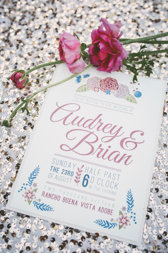 Posh Paperie wedding stationery