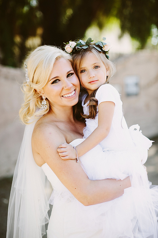 super cute flower girl @weddingchicks