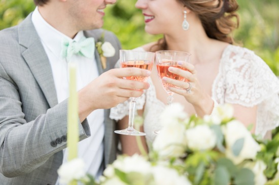 Alluring Affair Southern Wedding