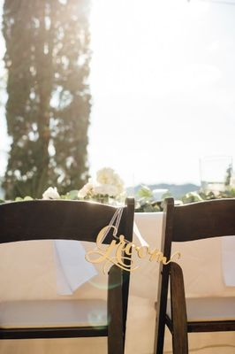 Relaxed And Natural Wedding