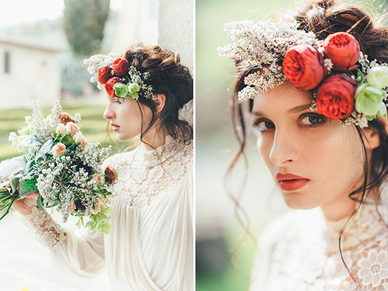 romantic wedding accessories @weddingchicks