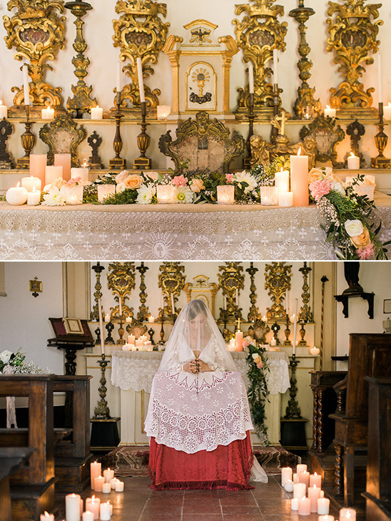 Traditional Italian Wedding Inspiration