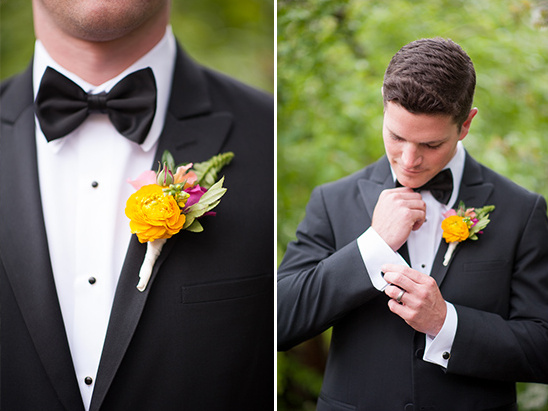 black tie groomsman look @weddingchicks