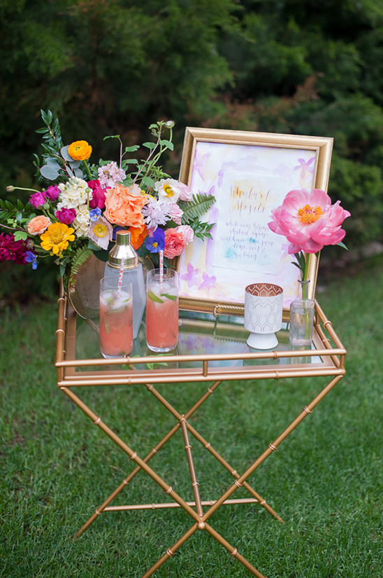 cocktail ideas @weddingchicks