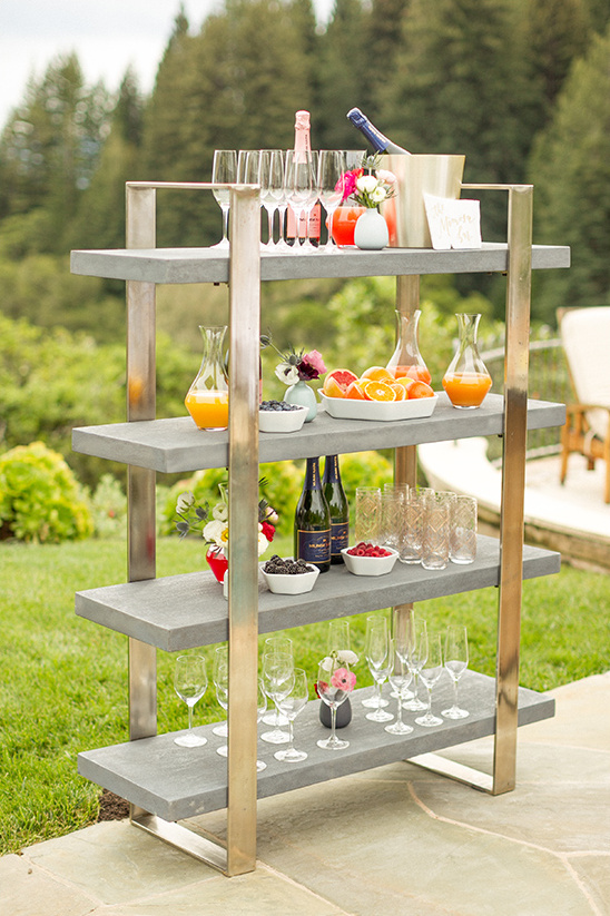 mismosa bar idea @weddingchicks