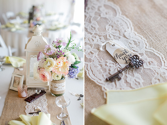 thank you vintage key @weddingchicks