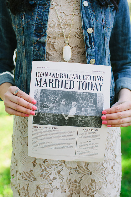 personalized wedding magazine @weddingchicks