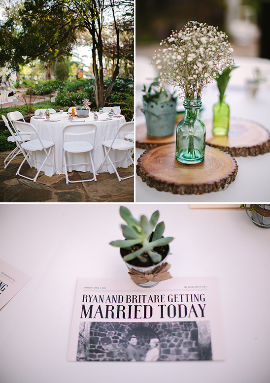 breakfast reception ideas @weddingchicks