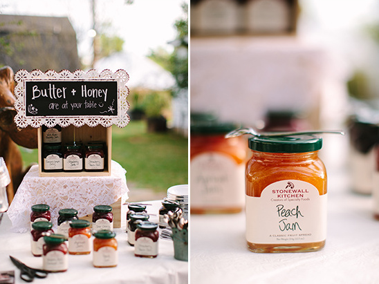 little jam wedding favors @weddingchicks